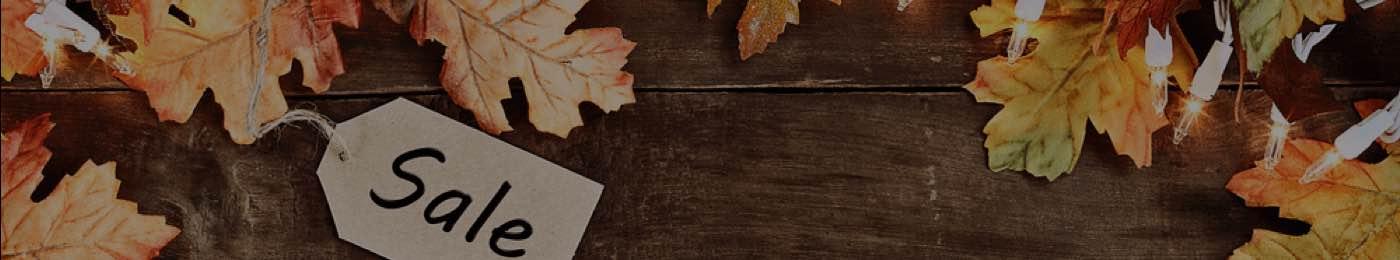 Beste Angebote, Rabatte & Gutschein-Codes zum Herbstverkauf