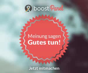 Boost-Panel